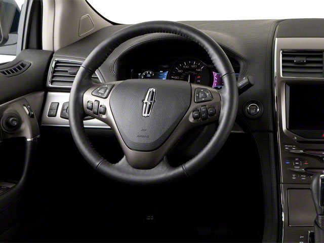 2013 Lincoln MKX Pictures MKX Wagon 4D Elite AWD photos driver's dashboard