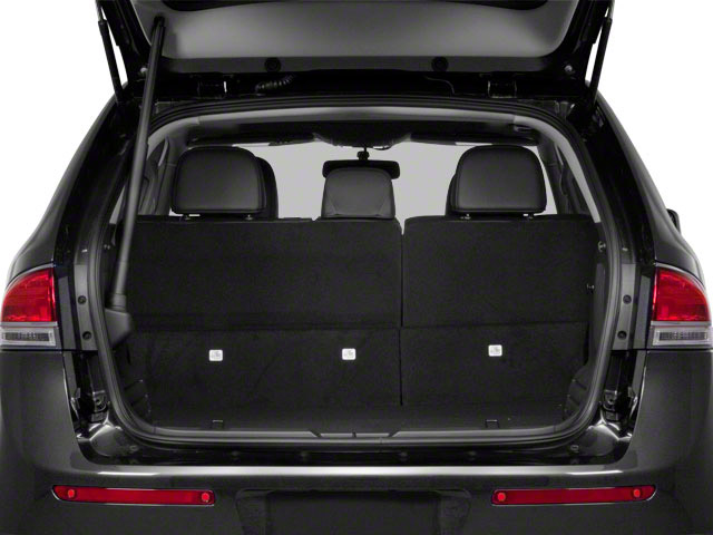 2013 Lincoln MKX Pictures MKX Wagon 4D Elite AWD photos open trunk