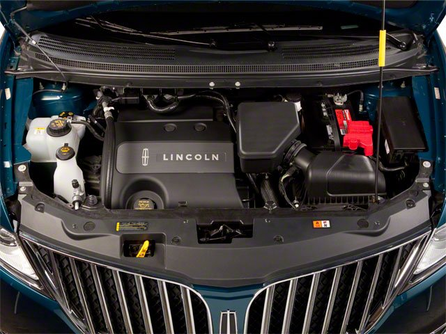 2013 Lincoln MKX Pictures MKX Wagon 4D Elite AWD photos engine