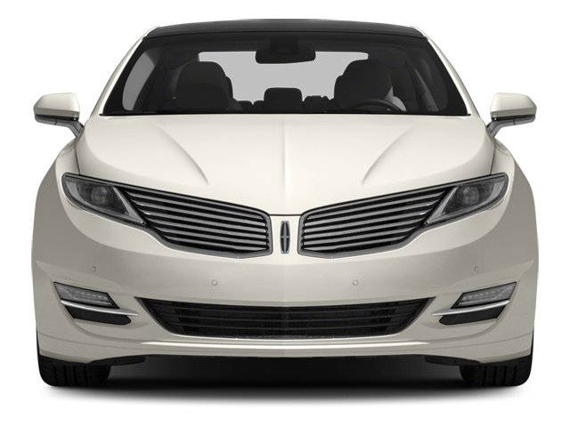 2013 Lincoln MKZ Prices and Values Sedan 4D EcoBoost AWD I4 front view