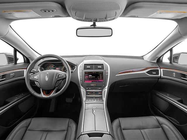 2013 Lincoln MKZ Prices and Values Sedan 4D EcoBoost AWD I4 full dashboard