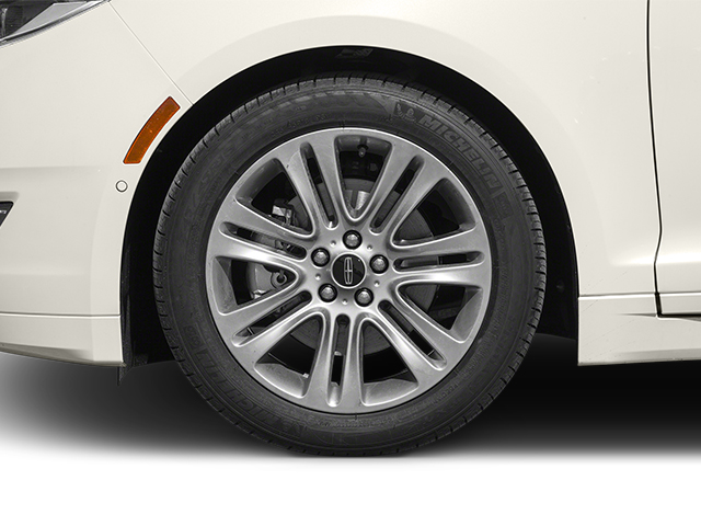 2013 Lincoln MKZ Prices and Values Sedan 4D EcoBoost AWD I4 wheel