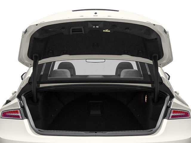 2013 Lincoln MKZ Prices and Values Sedan 4D EcoBoost AWD I4 open trunk