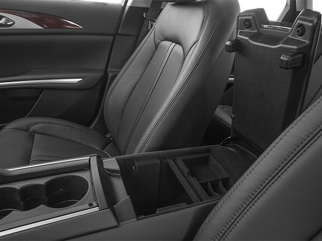 2013 Lincoln MKZ Prices and Values Sedan 4D EcoBoost AWD I4 center storage console