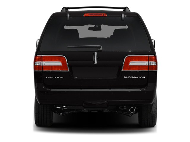 2013 Lincoln Navigator L Prices and Values Utility 4D 4WD V8 rear view
