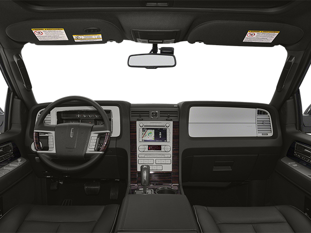 2013 Lincoln Navigator L Prices and Values Utility 4D 4WD V8 full dashboard