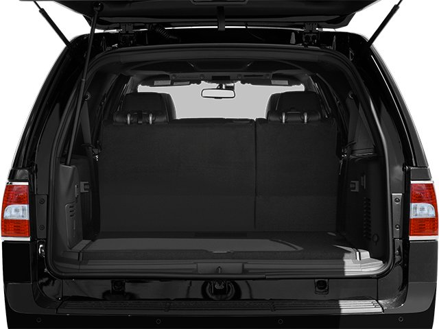 2013 Lincoln Navigator L Prices and Values Utility 4D 4WD V8 open trunk