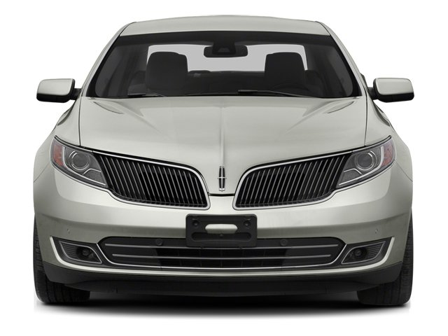 2013 Lincoln MKS Pictures MKS Sedan 4D EcoBoost AWD photos front view