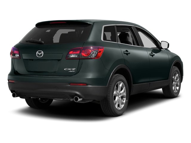 2013 Mazda CX-9 Prices and Values Utility 4D Sport 2WD V6 side rear view
