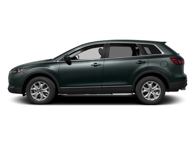 2013 Mazda CX-9 Pictures CX-9 Utility 4D GT AWD V6 photos side view