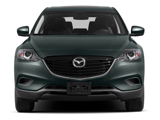 2013 Mazda CX-9 Pictures CX-9 Utility 4D Sport AWD V6 photos front view