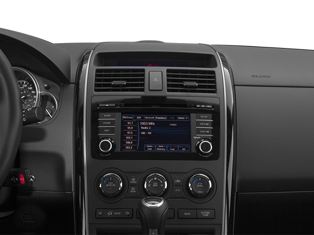 2013 Mazda CX-9 Prices and Values Utility 4D Sport 2WD V6 stereo system