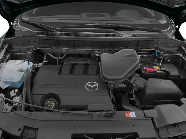 2013 Mazda CX-9 Pictures CX-9 Utility 4D GT AWD V6 photos engine
