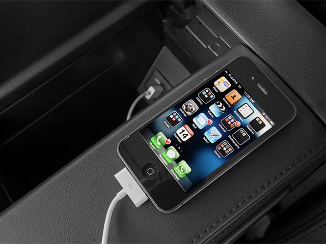 2013 Mazda CX-9 Prices and Values Utility 4D Sport 2WD V6 iPhone Interface