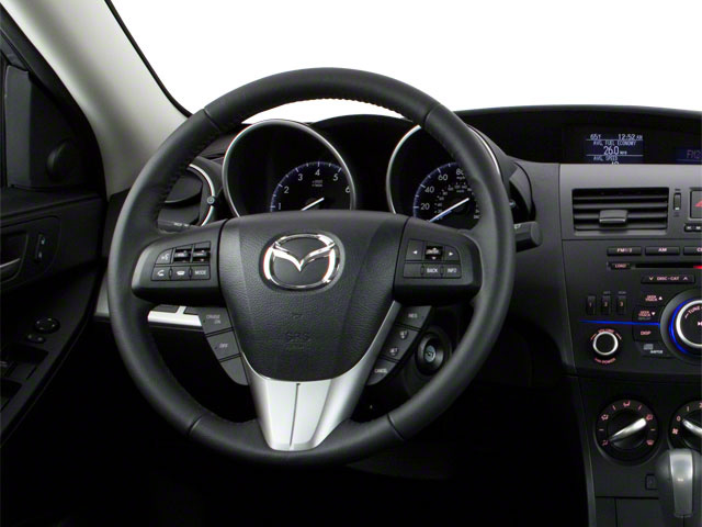 2013 Mazda Mazda3 Prices and Values Wagon 5D s GT I4 driver's dashboard