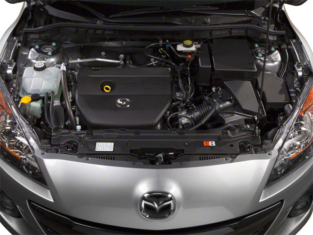 2013 Mazda Mazda3 Prices and Values Wagon 5D s GT I4 engine