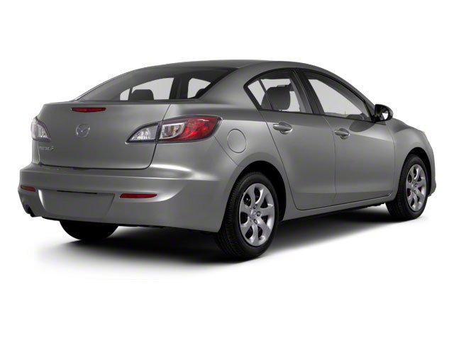 2013 Mazda Mazda3 Prices and Values Sedan 4D i SV I4 side rear view