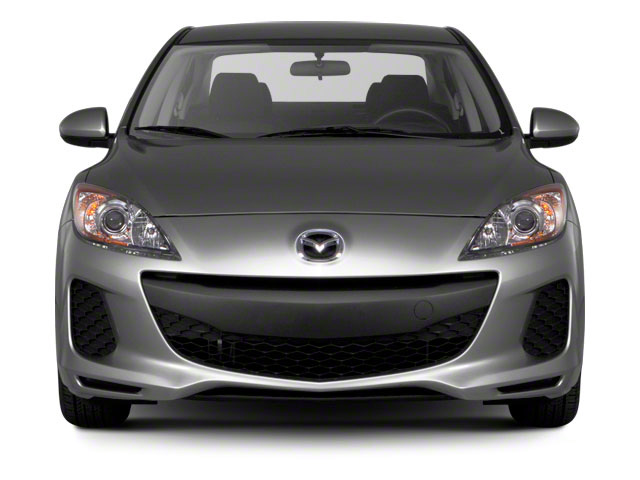2013 Mazda Mazda3 Prices and Values Sedan 4D i SV I4 front view