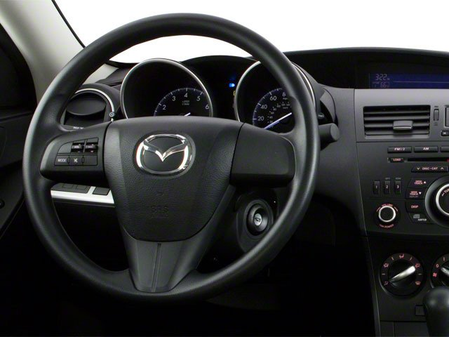 2013 Mazda Mazda3 Prices and Values Sedan 4D i SV I4 driver's dashboard