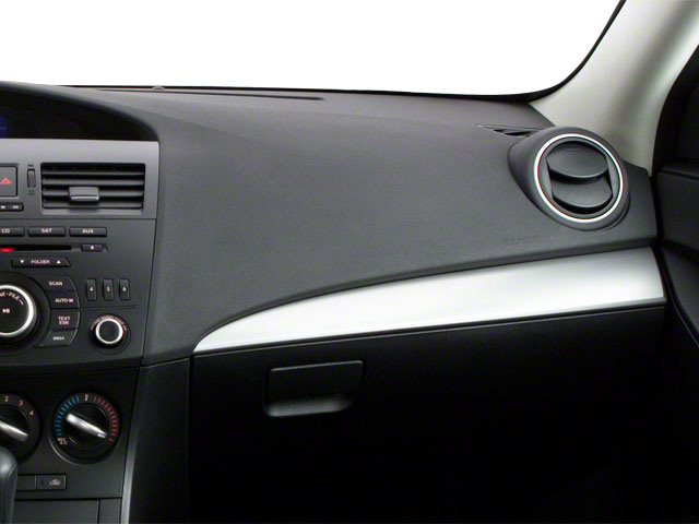 2013 Mazda Mazda3 Prices and Values Sedan 4D i SV I4 passenger's dashboard