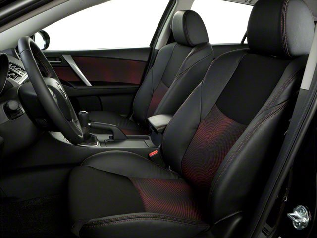2013 Mazda Mazda3 Prices and Values Wagon 5D SPEED I4 front seat interior
