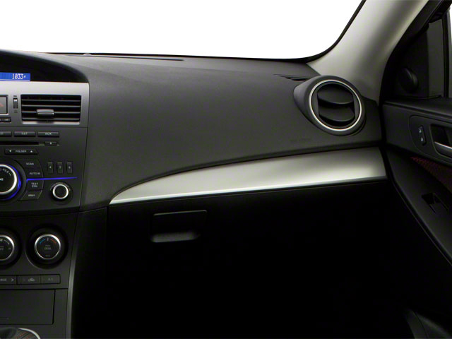 2013 Mazda Mazda3 Prices and Values Wagon 5D SPEED I4 passenger's dashboard
