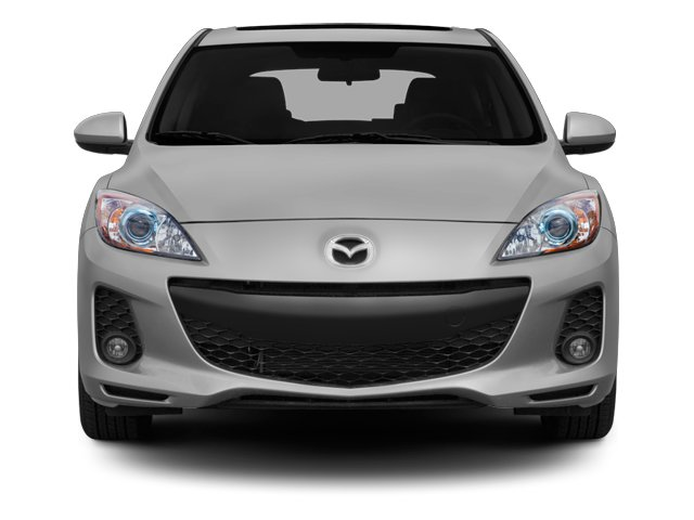 2013 Mazda Mazda3 Pictures Mazda3 Wagon 5D i Touring I4 photos front view