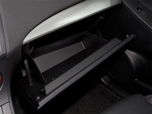 2013 Mazda Mazda3 Pictures Mazda3 Wagon 5D i Touring I4 photos glove box