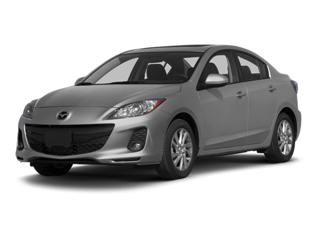 2013 Mazda Mazda3 Prices and Values Sedan 4D i Touring I4