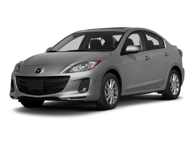 2013 Mazda Mazda3 Prices and Values Sedan 4D i Touring I4 side front view
