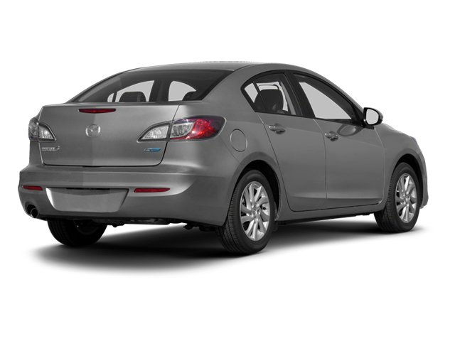 2013 Mazda Mazda3 Prices and Values Sedan 4D i Touring I4 side rear view