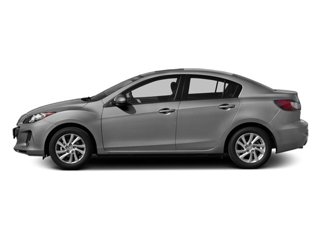 2013 Mazda Mazda3 Prices and Values Sedan 4D i Touring I4 side view