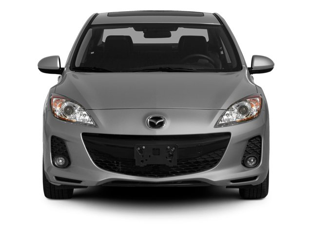 2013 Mazda Mazda3 Prices and Values Sedan 4D i Touring I4 front view