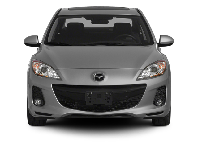 2013 Mazda Mazda3 Prices and Values Sedan 4D i GT I4 front view