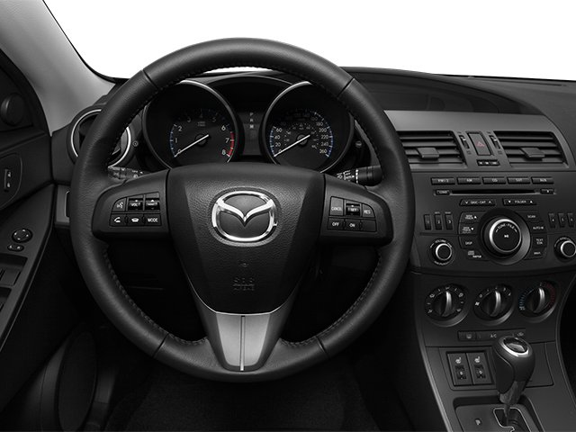 2013 Mazda Mazda3 Prices and Values Sedan 4D i GT I4 driver's dashboard