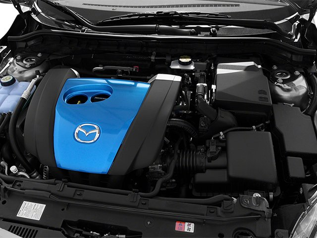 2013 Mazda Mazda3 Prices and Values Sedan 4D i GT I4 engine