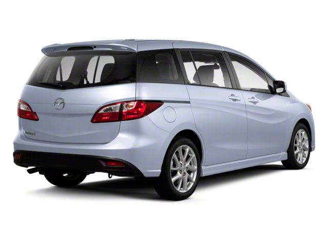 2013 Mazda Mazda5 Prices and Values Wagon 5D GT I4 side rear view