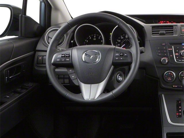 2013 Mazda Mazda5 Prices and Values Wagon 5D GT I4 driver's dashboard
