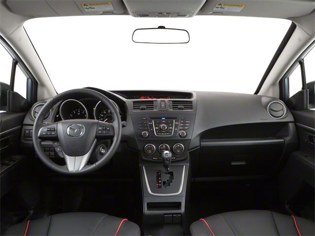 2013 Mazda Mazda5 Prices and Values Wagon 5D GT I4 full dashboard