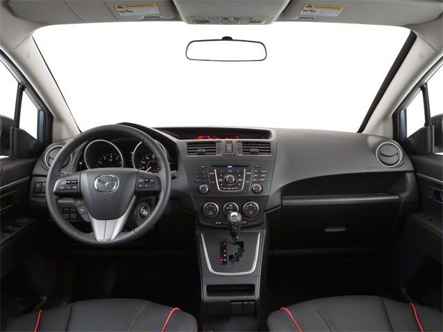2013 Mazda Mazda5 Pictures Mazda5 Wagon 5D Sport I4 photos full dashboard