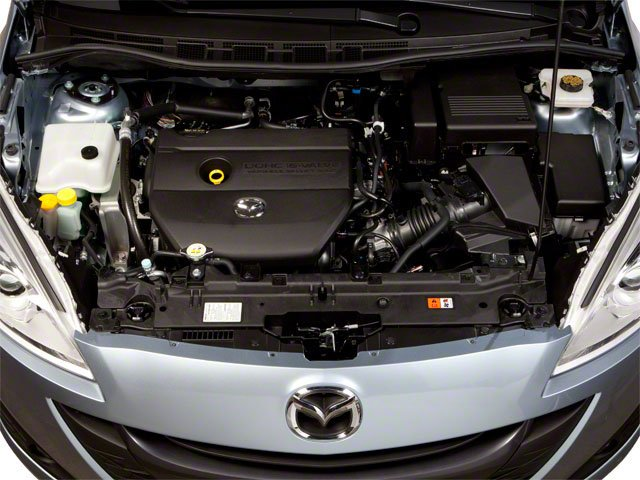 2013 Mazda Mazda5 Prices and Values Wagon 5D GT I4 engine