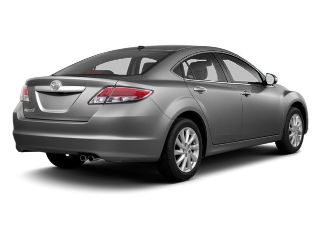 2013 Mazda Mazda6 Prices and Values Sedan 4D i GT side rear view
