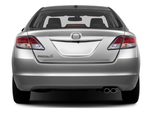 2013 Mazda Mazda6 Prices and Values Sedan 4D i GT rear view
