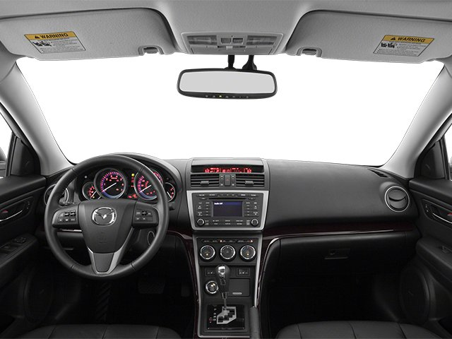 2013 Mazda Mazda6 Prices and Values Sedan 4D i GT full dashboard