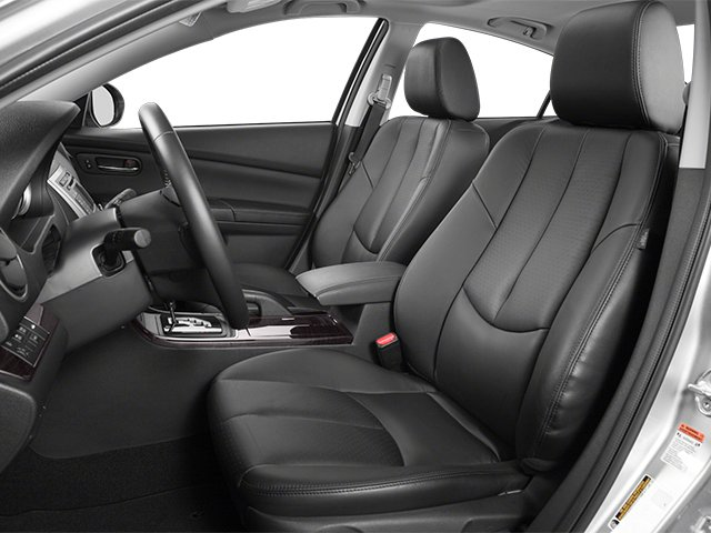 2013 Mazda Mazda6 Prices and Values Sedan 4D i GT front seat interior