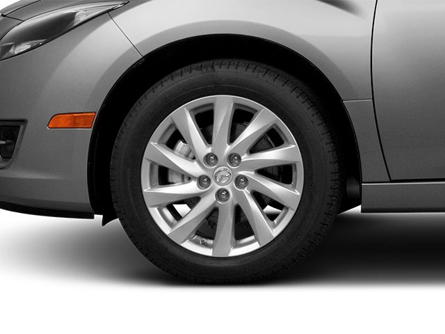 2013 Mazda Mazda6 Prices and Values Sedan 4D i GT wheel