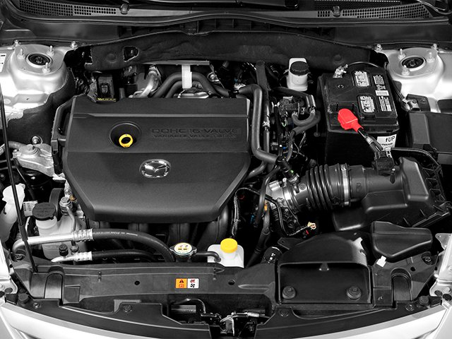 2013 Mazda Mazda6 Prices and Values Sedan 4D i GT engine