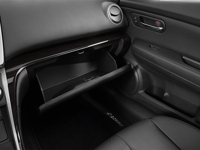 2013 Mazda Mazda6 Prices and Values Sedan 4D i GT glove box