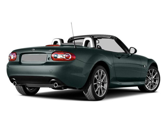 2013 Mazda MX-5 Miata Pictures MX-5 Miata Convertible 2D Club I4 photos side rear view
