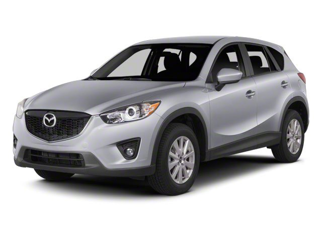2013 Mazda CX-5 Prices and Values Utility 4D GT AWD side front view